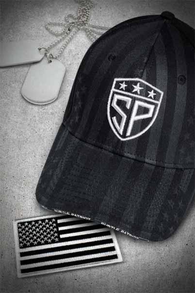subtle patriot accessory