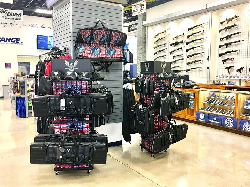 Subtle Patriot Bags