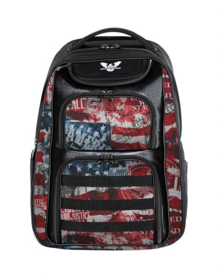 Hybrid Backpack Front
