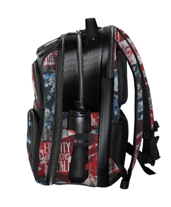 Hybrid Backpack Hydration Side