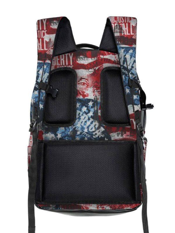 Hybrid Backpack elevated strap