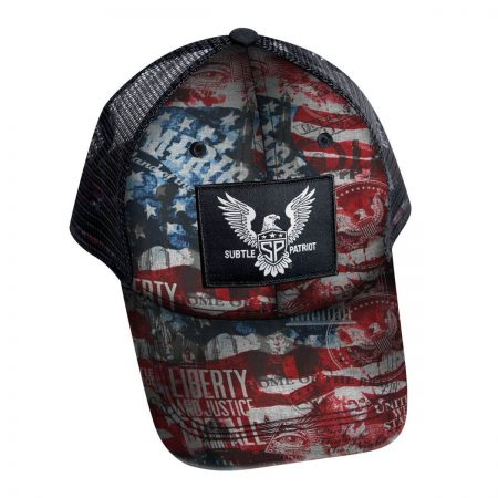 Patriot Trucker Hat