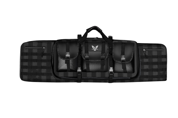 Subtle Patriot Rifle Bag Front