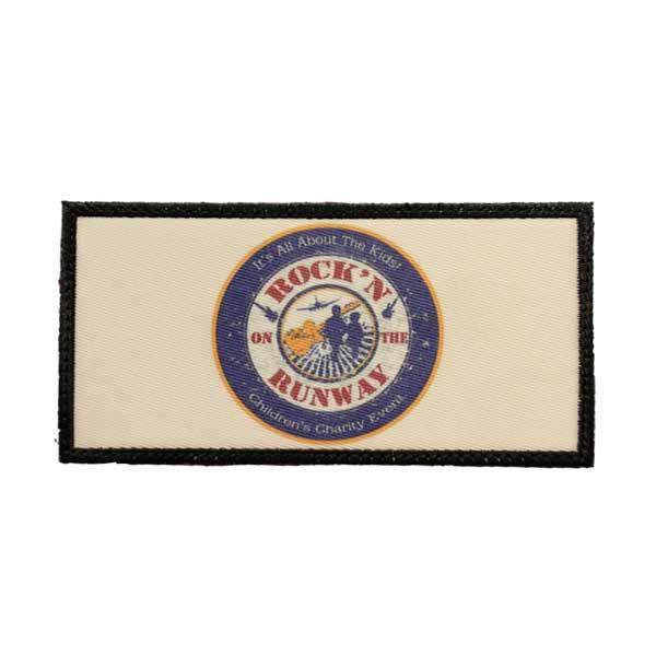 Custom Patch for Patriotic Bags