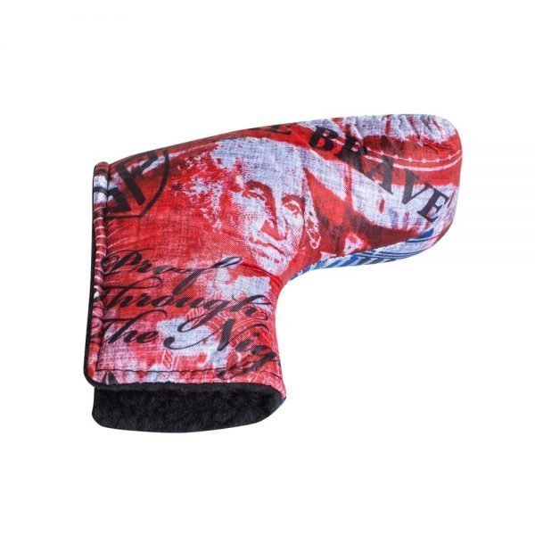 Quality Subtle Patriot Blade Putter Cover