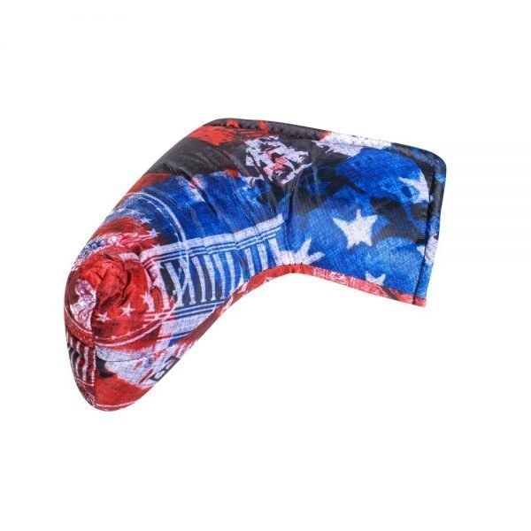 Subtle Patriot Blade Putter Cover