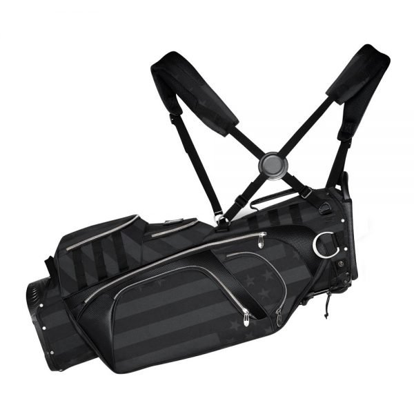Quality Patriotic Golf Bag