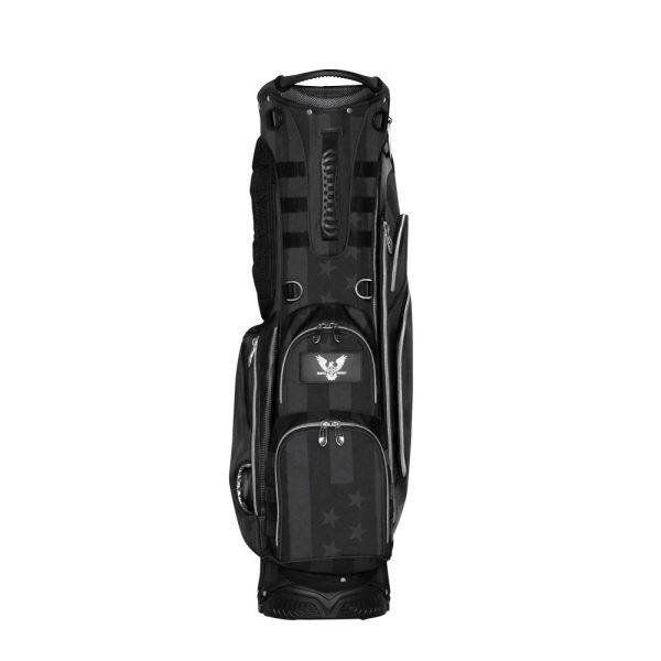 Patriotic Golf Bag Standing Front