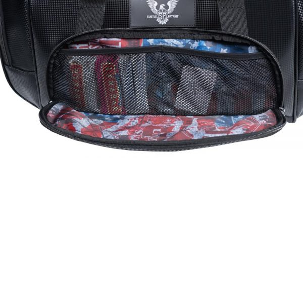 Subtle Patriot Duffel Nutrition Containment Pockets