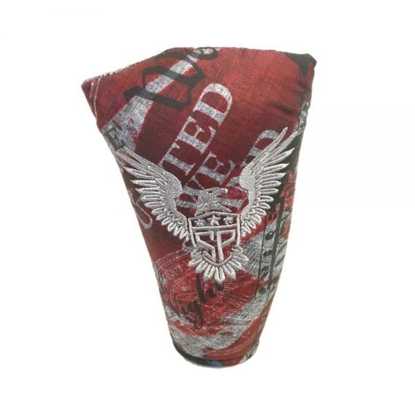 Subtle Patriot Putter Cover Patriot
